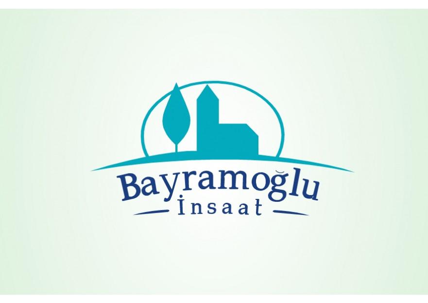 İNŞAAT FİRMAMIZ İÇİN LOGO TASARIMI yarışmasına tasarımcı kraker tarafından sunulan  tasarım