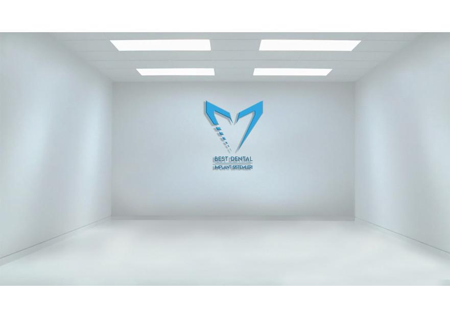 Best Dental Yeni logosunu arıyor yarışmasına tasarımcı Lullabye tarafından sunulan  tasarım