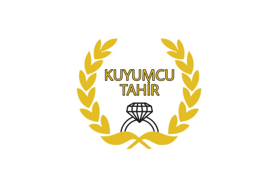 Kuyumcu Tahir -Farklı dikkat çeken logo  yarışmasına tasarımcı Emre Tirpan tarafından sunulan  tasarım