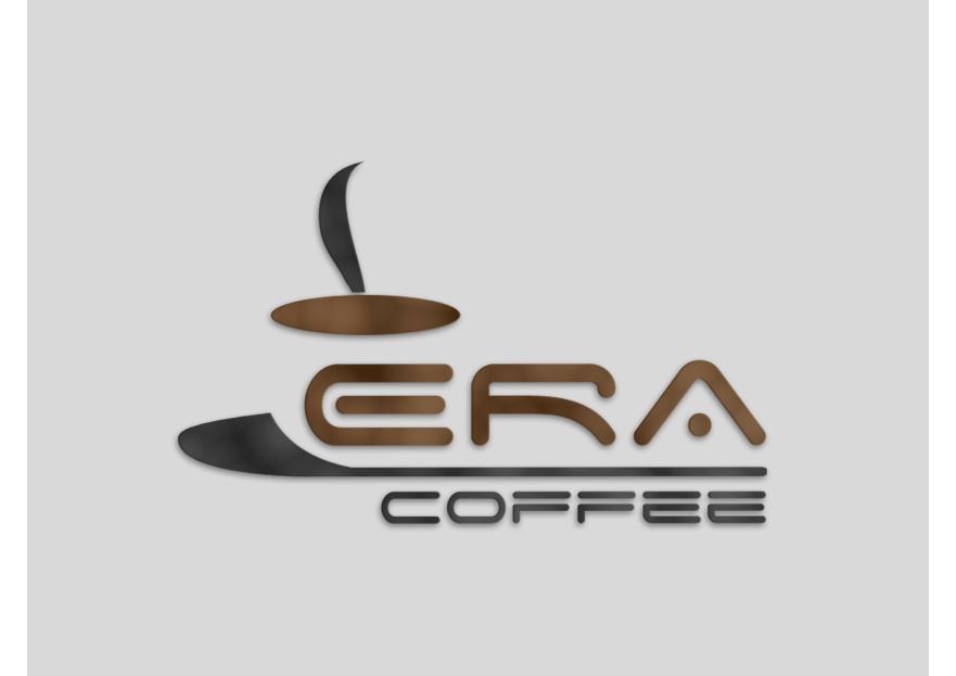 Kahve Dükkanı için Logo yarışmasına A.Güler tarafından girilen tasarım
