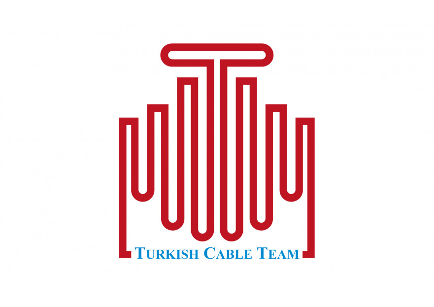 Türk Kablo Sektörü Logosunu Arıyor yarışmasına tasarımcı hdytgrafik tarafından sunulan  tasarım