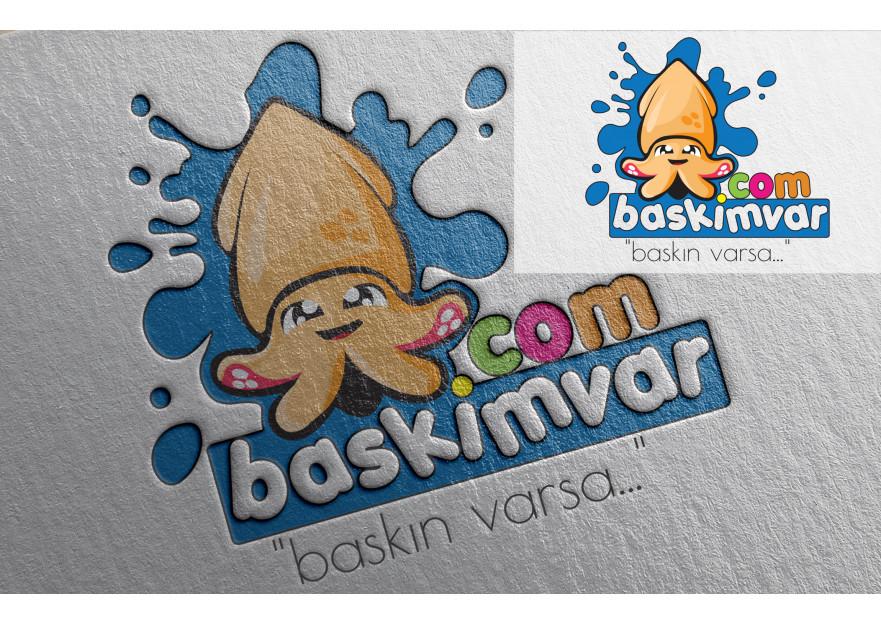 baskimvar.com  yarışmasına tasarımcı A.yustas tarafından sunulan  tasarım
