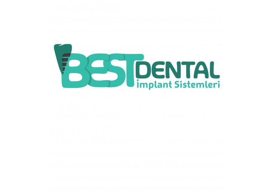 Best Dental Yeni logosunu arıyor yarışmasına tasarımcı zeze tarafından sunulan  tasarım