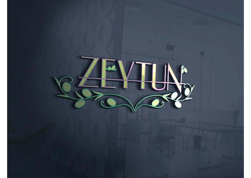 Restoranimiz icin ilgi cekici bir logo yarışmasına tasarımcı orhanaras tarafından sunulan  tasarım