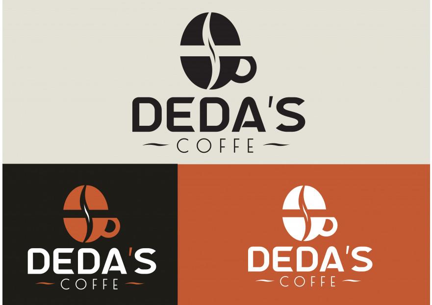 Kurumsal Olabilcek bir Coffee Marka LOGO yarışmasına tasarımcı A.yustas tarafından sunulan  tasarım