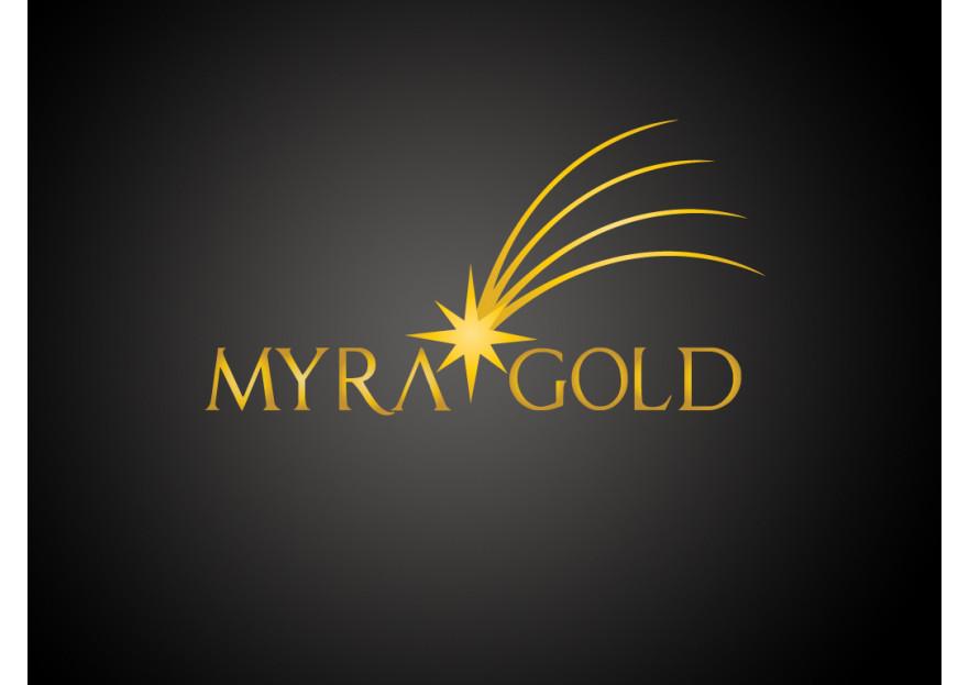 Myra Gold Kurumsal Kimlik Logosu yarışmasına hknakar tarafından girilen tasarım