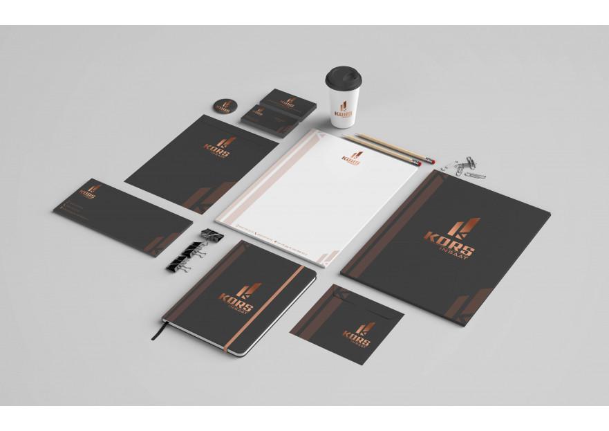 Kurumsal Kimlik Tasarımı yarışmasına tasarımcı Namata tarafından sunulan  tasarım