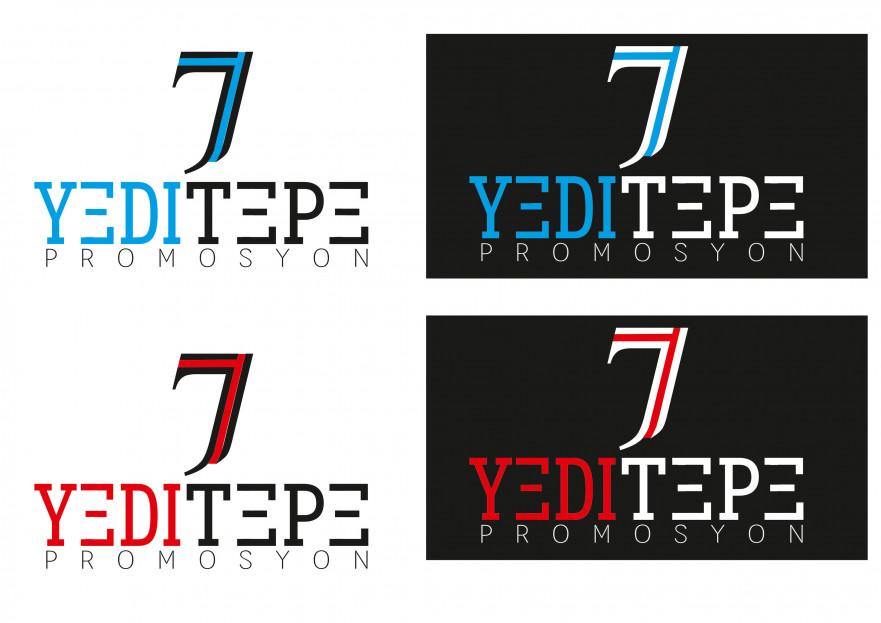 Yeditepe Promosyon Adına Logo Çalışması yarışmasına tasarımcı Grafiksir™ tarafından sunulan  tasarım