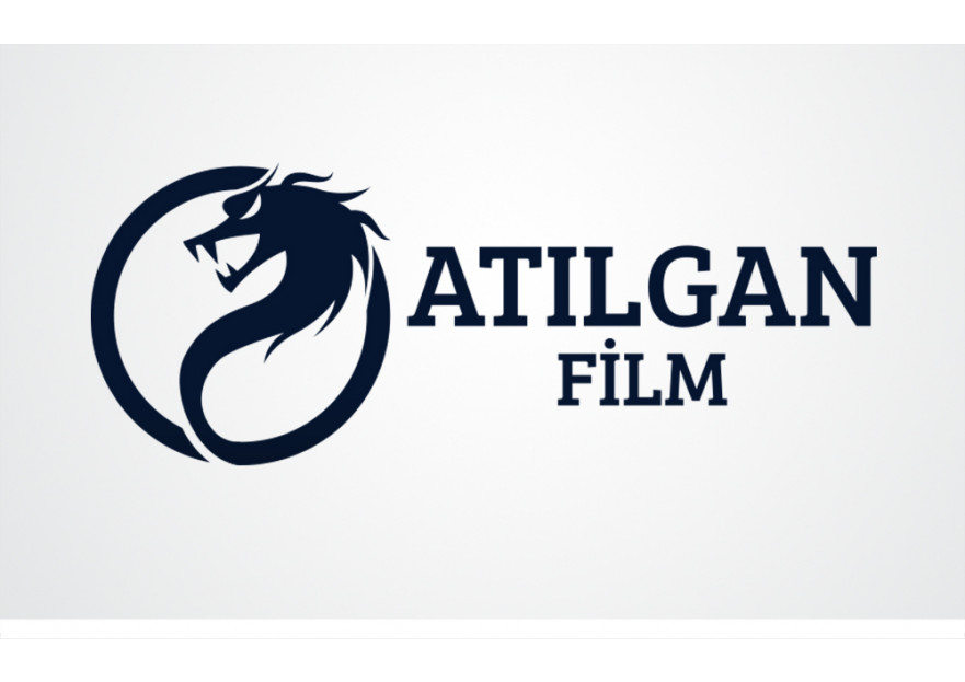Film şirketim için  logo tasarımı yarışmasına designing tarafından girilen tasarım