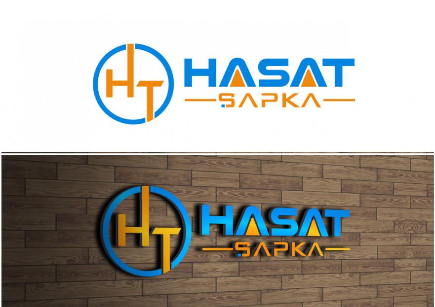 Ht Hasat Şapka Logo çalışması yarışmasına tasarımcı A.Güler tarafından sunulan  tasarım