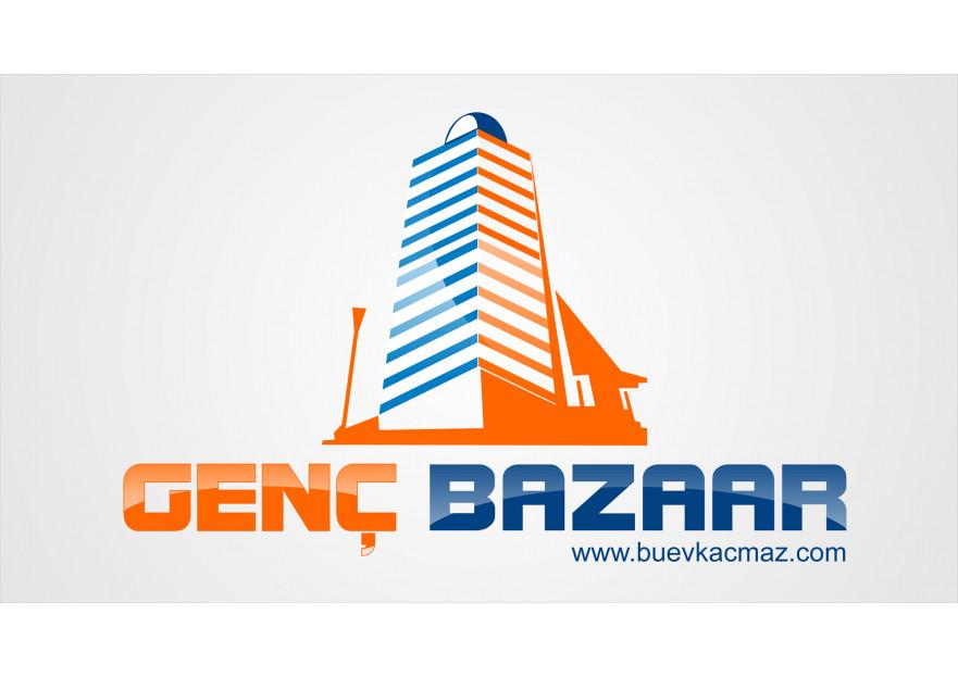genç bazaar gayrimenkul    yarışmasına tasarımcı BAKU tarafından sunulan  tasarım
