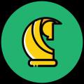 Tasarlayan Bee Art-kisarna maden suyu için logo çalışması