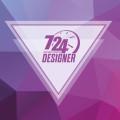 Tasarlayan 724 Designer-KURUMSAL LOGO